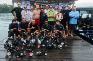 2015 Photo Workshop Lembeh Strait