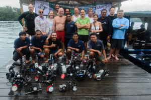 NAD Lembeh - Bali School of Underwater Photography