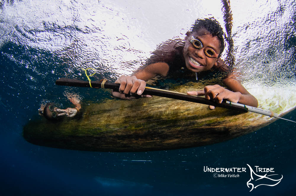 Swimming, Bali Academy of Underwater Photography